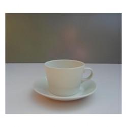 espresso kop en schotel Arabia Arctica Finland
