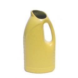 Handvat vaas geel Jet Mous 2