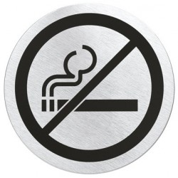 RVS infoschildje verboden...
