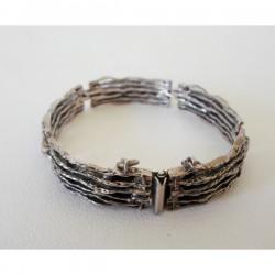 Zilveren armband van Relo...