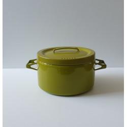 Seppo Mallat groene pan