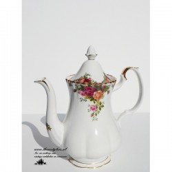 Koffiepot Royal Albert Old...