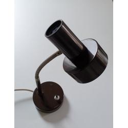 Bureau lampje bruin