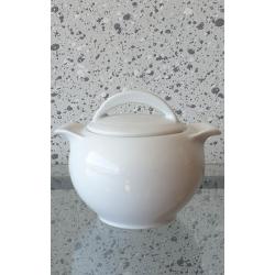 Eschenbach suikerpot kleur wit